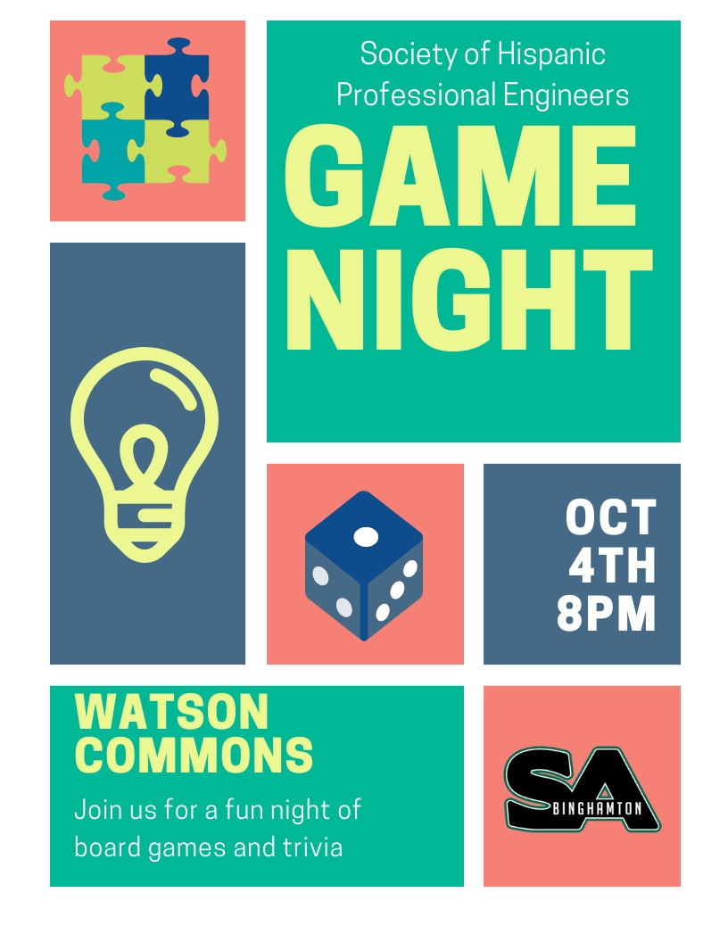 SHPE Gamenight 1