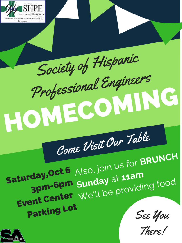 SHPE Homecoming 2